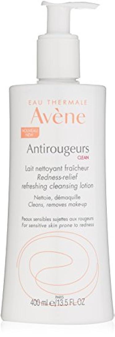 煙帆ベットアベンヌ Antirougeurs Clean Redness-Relief Refreshing Cleansing Lotion - For Sensitive Skin Prone to Redness 400ml...