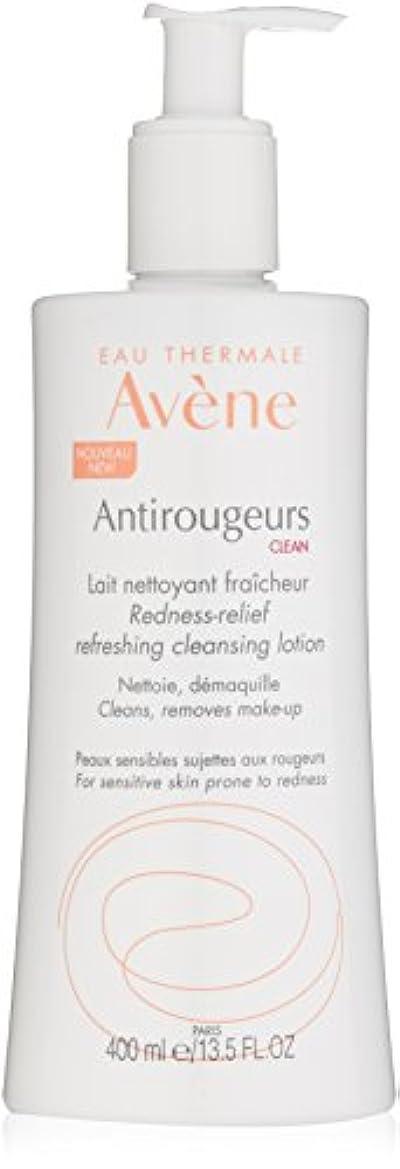 フレット迷路ビーズアベンヌ Antirougeurs Clean Redness-Relief Refreshing Cleansing Lotion - For Sensitive Skin Prone to Redness 400ml...