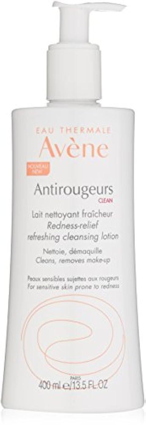 応答スモッグ酒アベンヌ Antirougeurs Clean Redness-Relief Refreshing Cleansing Lotion - For Sensitive Skin Prone to Redness 400ml...