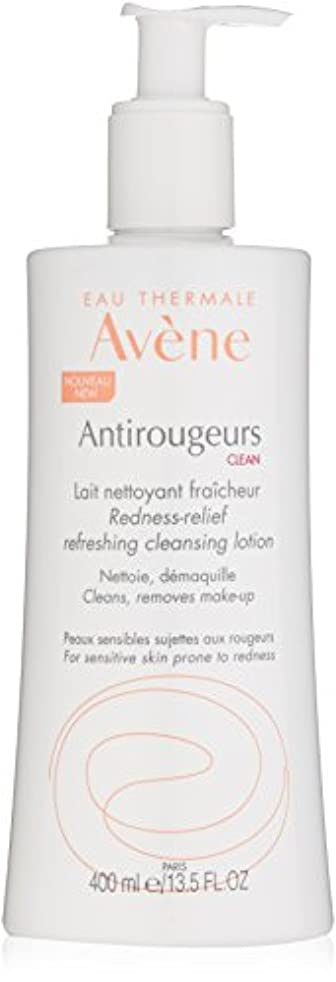 農民体操まともなアベンヌ Antirougeurs Clean Redness-Relief Refreshing Cleansing Lotion - For Sensitive Skin Prone to Redness 400ml...