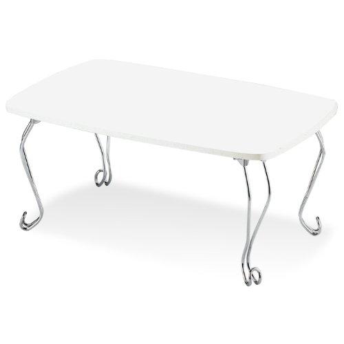 カブリオールレッグテーブル (ホワイト)