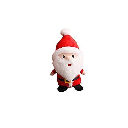 幸運な太陽 クリスマス サンタクロース ぬいぐるみ 人形 ホ...