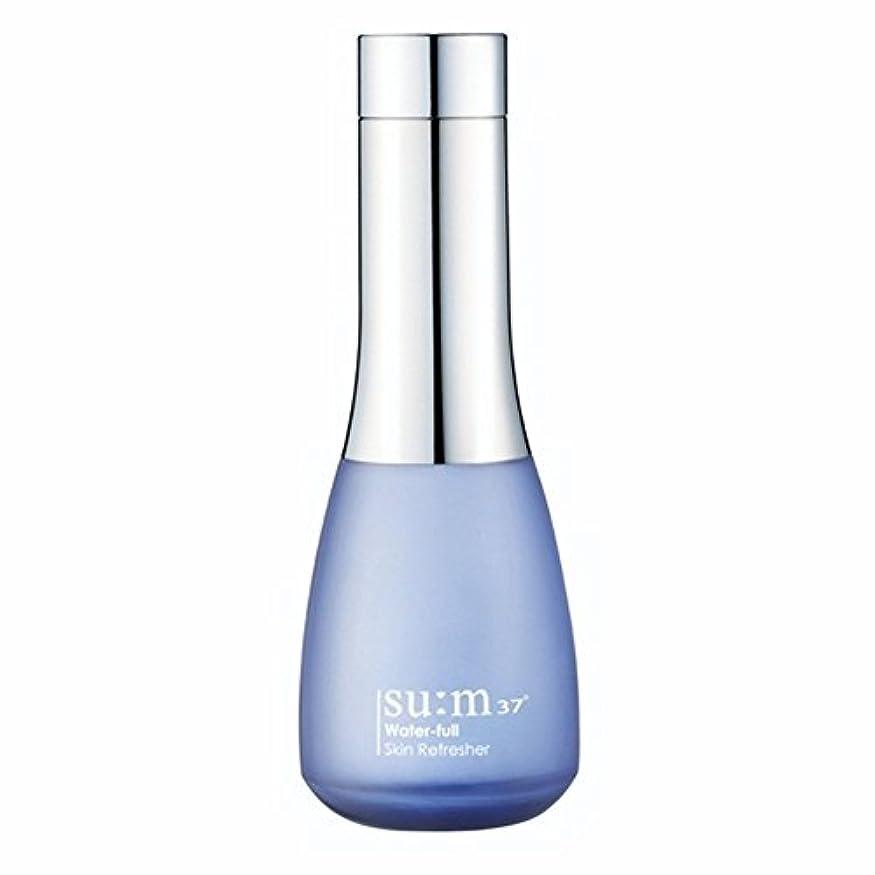 メタリック広範囲にショット[su:m37/スム37°] SUM37 Water-full Skin Refresher 170ml(並行輸入品)