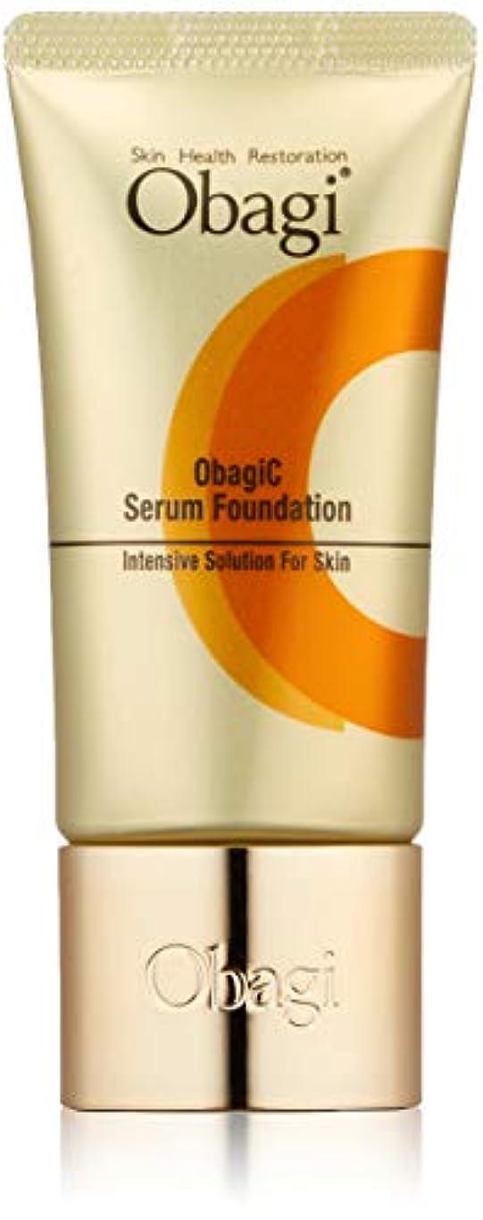可動スマイル先史時代のObagi(オバジ) オバジC セラム(ビタミンC 美容液) ファンデーション オークル10 30g