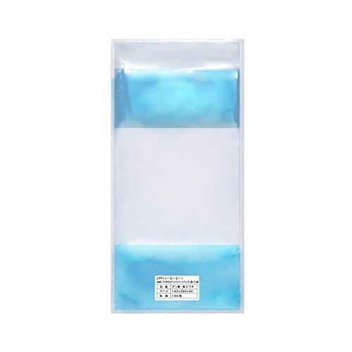 [해외]일제 뚜껑있는 배달 팩 길이 3 용 0.04 mm 두께 (두께 입) 100 장/Delivery pack with lid made in Japan 0.04 mm thick for length 3 (thick) 100 sheets