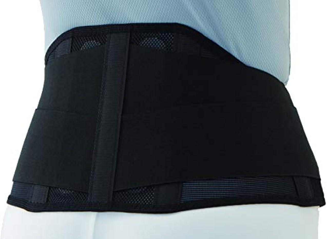 不快な湿気の多いメタルラインbonbone 腰コルセット ストレイン3L