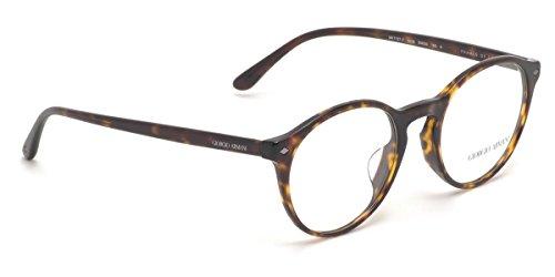 【GIORGIO ARMANI国内正規品販売認定店】AR7127F 5026 50サイズ GIORGIO ARMANI (ジョルジオアルマーニ) メガネフレーム フルフィット アルマーニ メンズ レディース