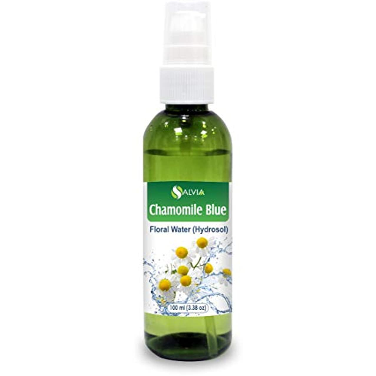 Chamomile Oil, Blue Floral Water 100ml (Hydrosol) 100% Pure And Natural