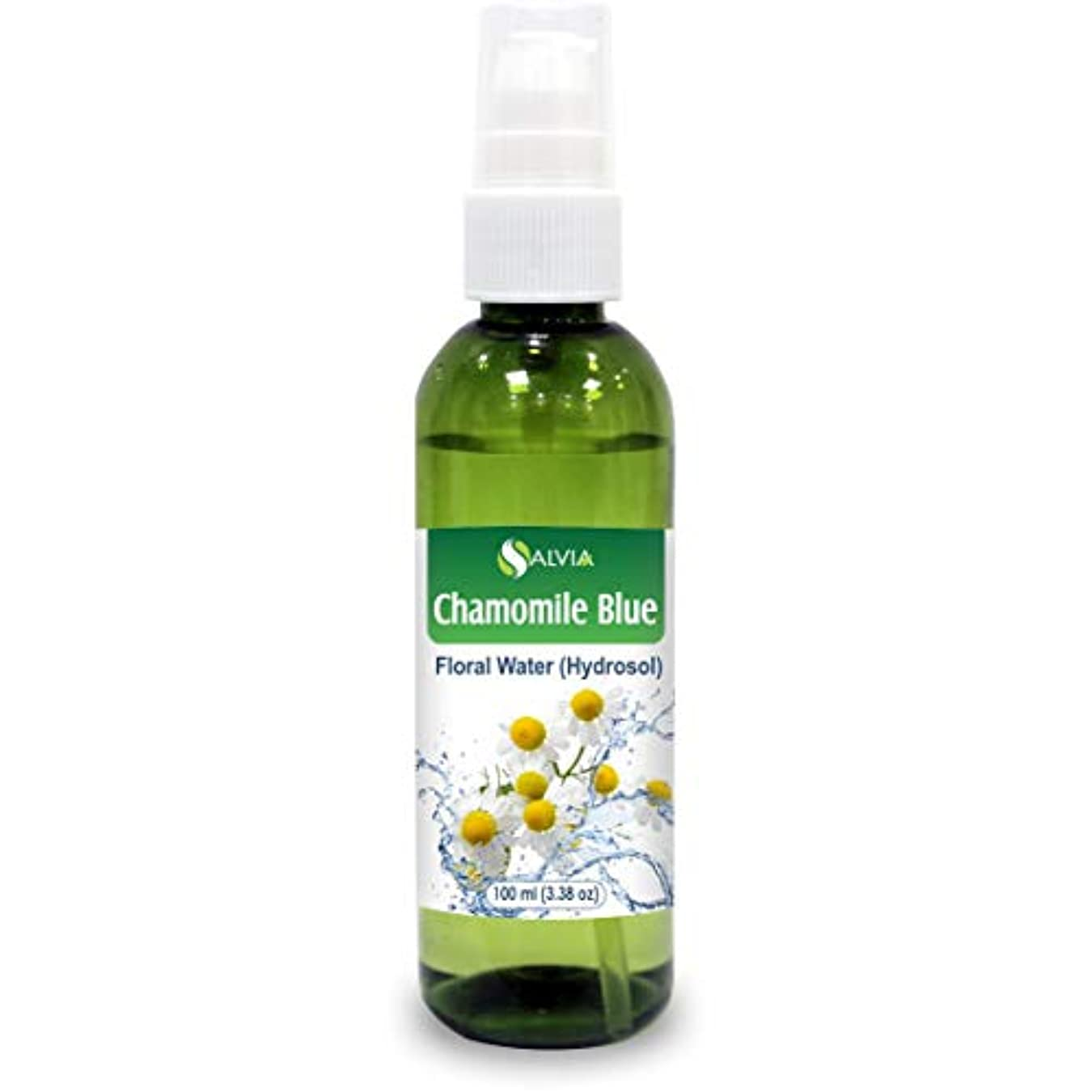 干渉ヒューズいろいろChamomile Oil, Blue Floral Water 100ml (Hydrosol) 100% Pure And Natural