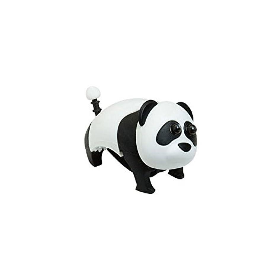 ジュースカフェテリア身元Zoonimal(ズーニマル) ヘッドランプ パンダ LPF10503