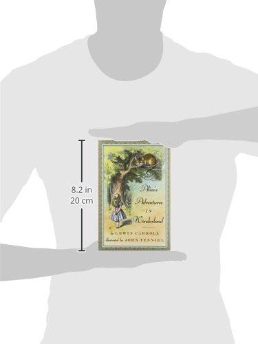 Alice's Adventures in Wonderland (Books of Wonder)