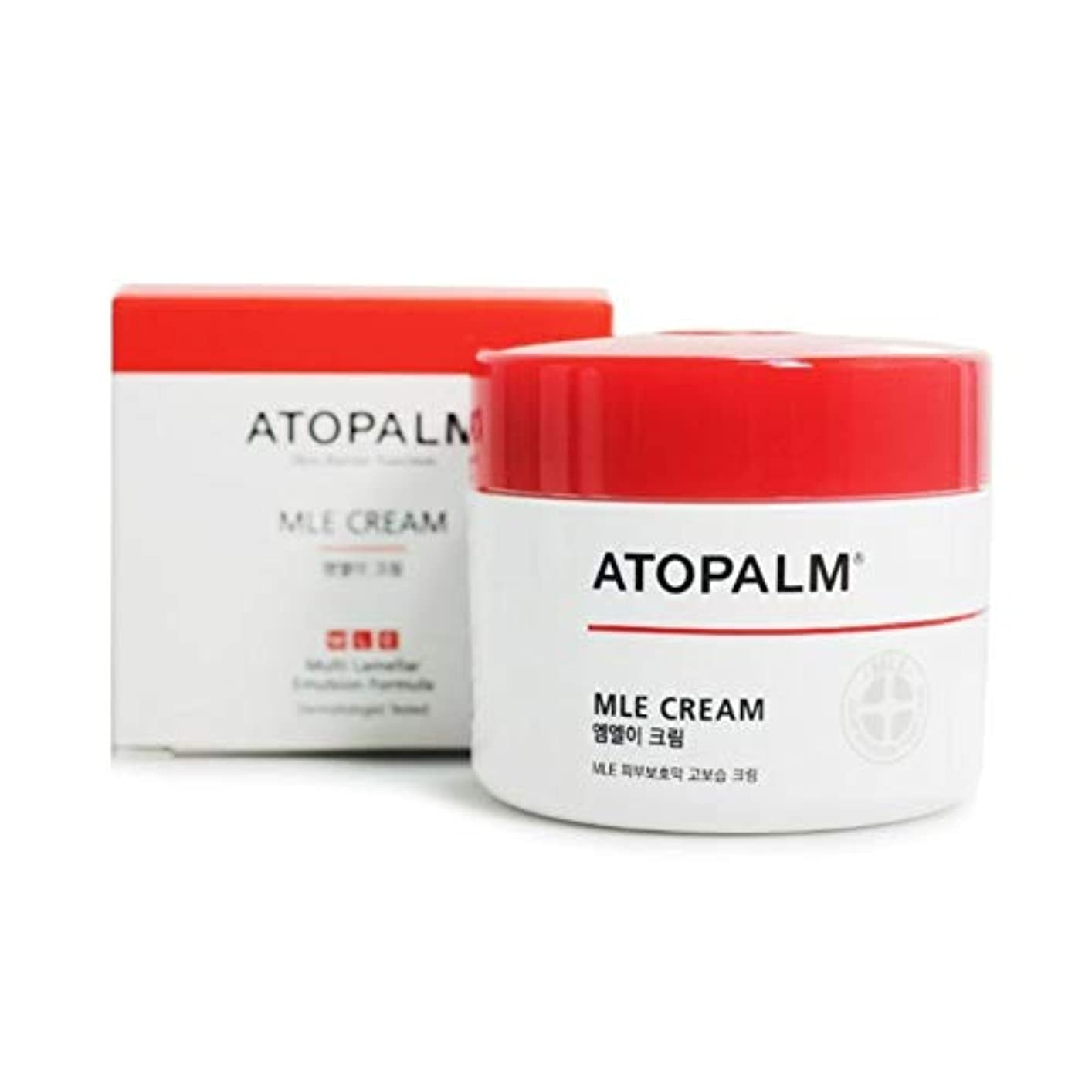 回復する盆地スラックアトパムMLEクリーム160mlベビークリーム韓国コスメ、Atopalm MLE Cream 160ml Baby Cream Korean Cosmetics [並行輸入品]