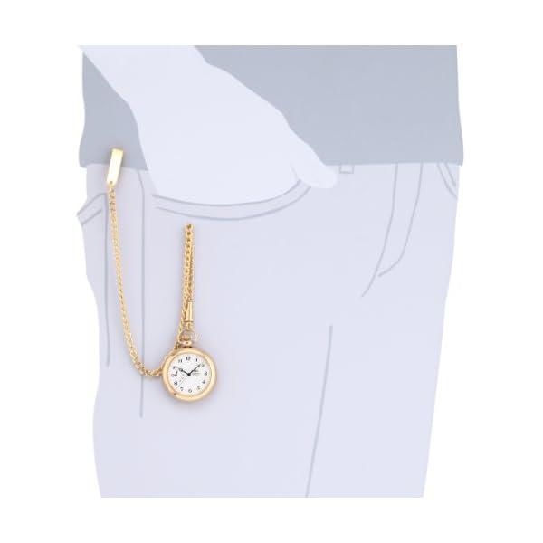 [オリエント]ORIENT 提げ時計 WORL...の紹介画像5