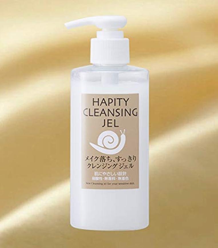 収容する服を片付けるピークハピティ クレンジングジェル (200g) Hapity Cleansing Jel