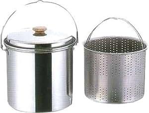 キャプテンスタッグ バーベキュー用 鍋 キャンピングパスタポット20cm M-8145M-8145