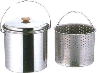 キャプテンスタッグ(CAPTAIN STAG) バーベキュー用 鍋 キャンピングパスタポット20cm M-8145M-8145