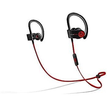 【国内正規品】Beats by Dr.Dre Powerbeats2 Wireless Bluetooth対応 カナル型ワイヤレスイヤホン スポーツ向け ブラック MHBE2PA/A
