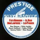 Prestige Jazz: First Sessions 1