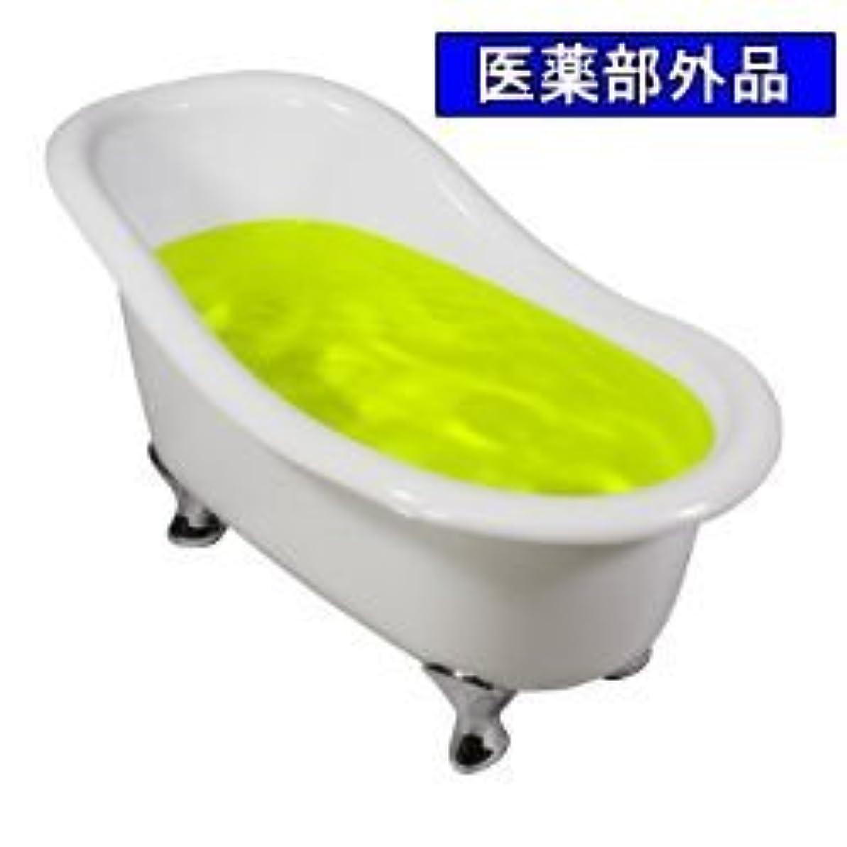 釈義マウント高速道路業務用薬用入浴剤バスフレンド レモン 17kg 医薬部外品