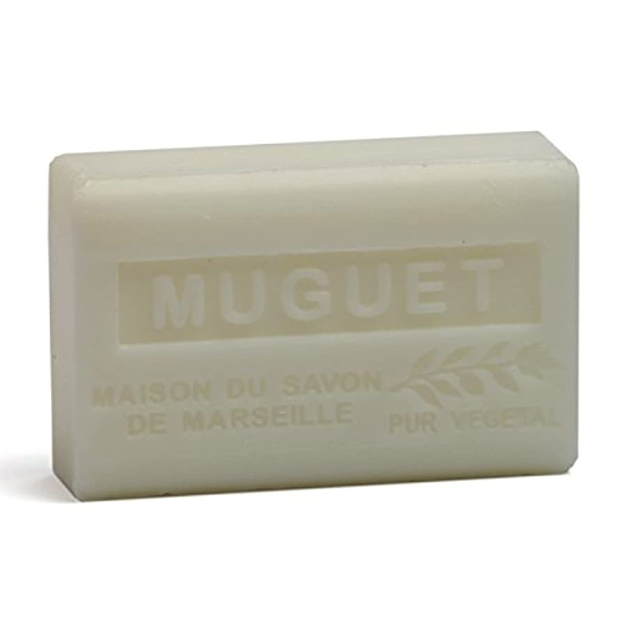 Savon de Marseille Soap Lily of the Valley Shea Butter 125g