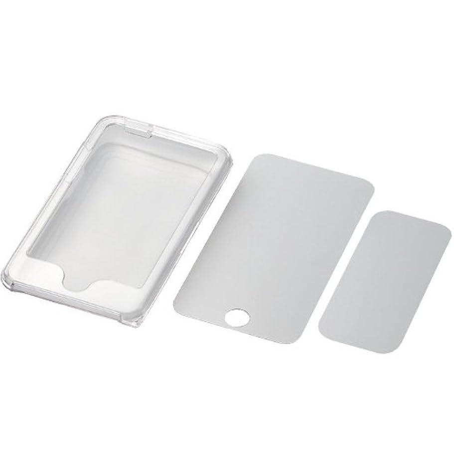 はがき降雨有用ELECOM iPod 2nd touch/ハードケース/クリア AVD-PCA2TCR