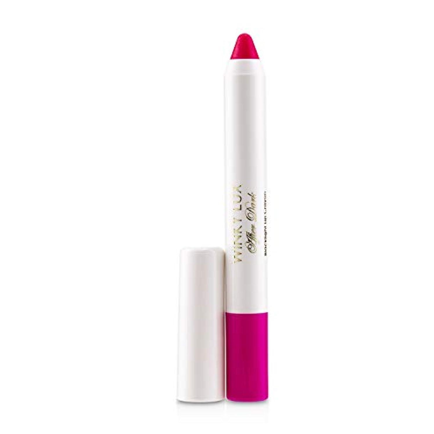 孤独宴会取り壊すWinky Lux After Dark Blacklight Lip Crayon 1.65g/0.06oz並行輸入品