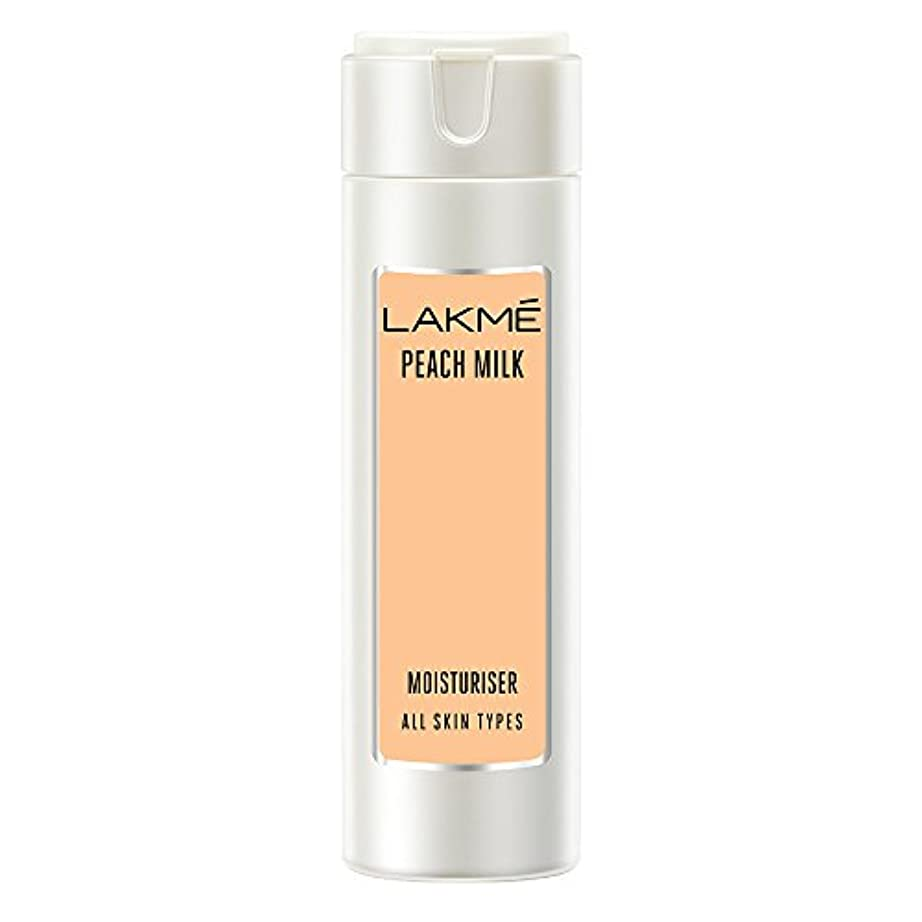 Lakme Peach Milk Moisturizer Body Lotion, 120ml