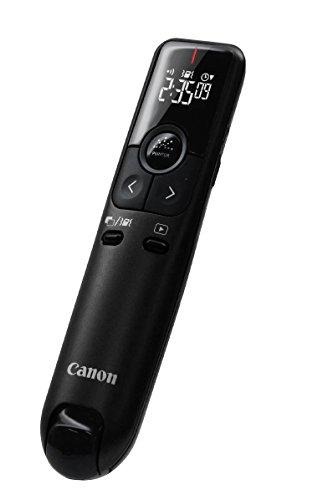 Canon レッドレーザーポインター PR-100-RC タイマー・ワイヤレスPPT操作機能付