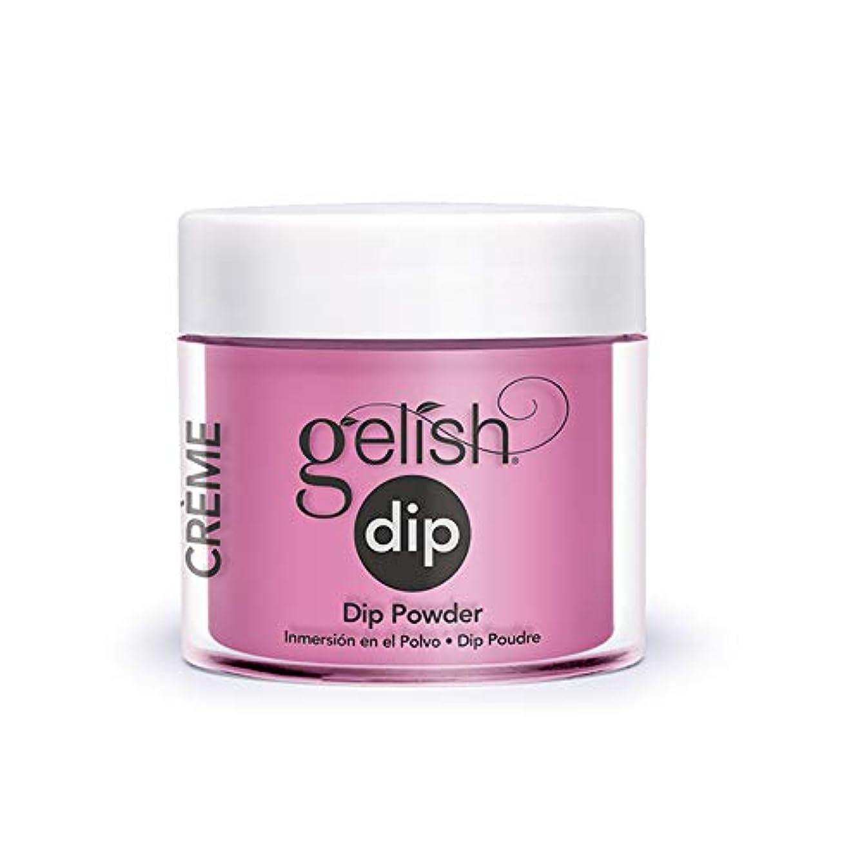 合理化準拠ショートカットHarmony Gelish - Acrylic Dip Powder - New Kicks on the Block - 23g / 0.8oz