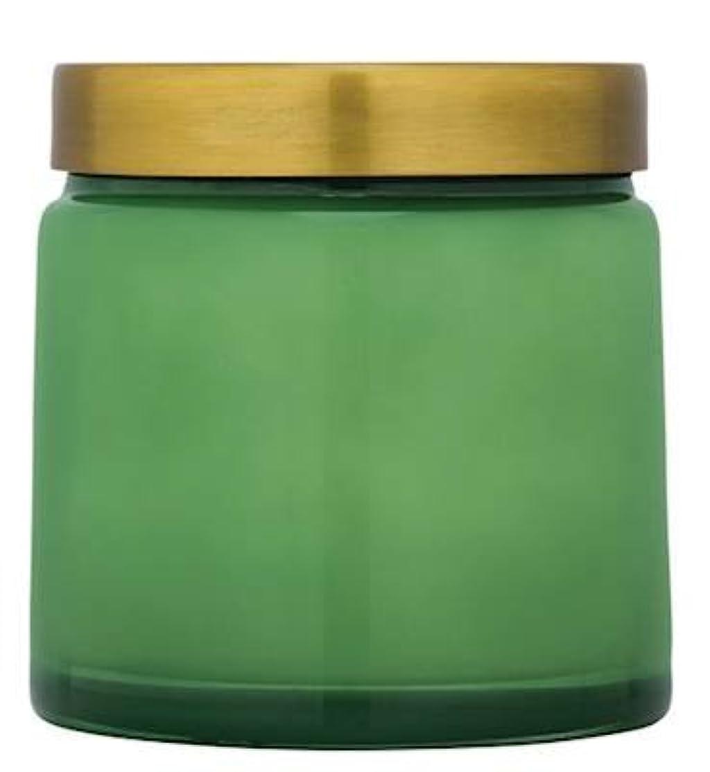 かき混ぜる法的遺伝子Aspen Bay竹Lotus Tinted Jar Candle – 17 oz