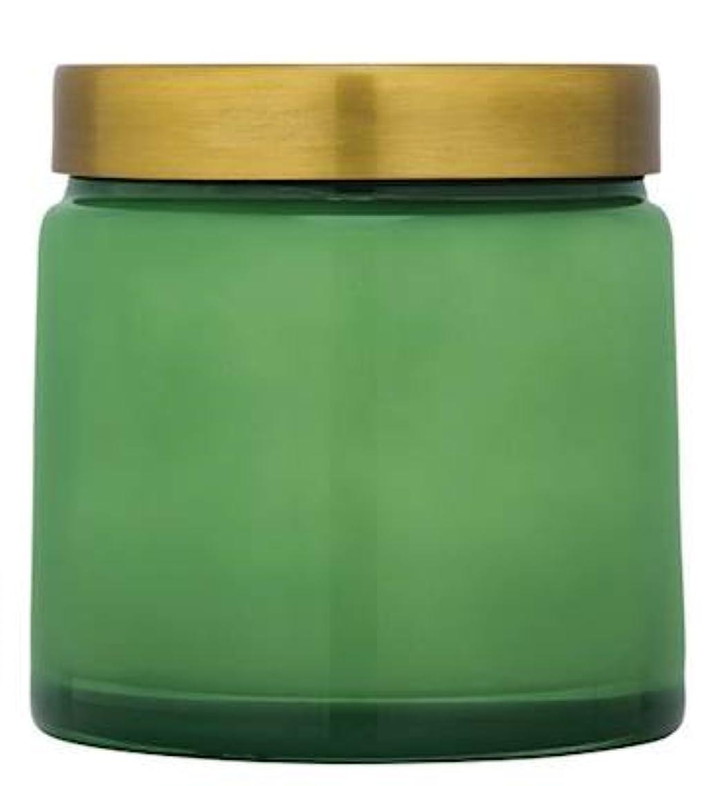 枢機卿日軸Aspen Bay竹Lotus Tinted Jar Candle – 17 oz