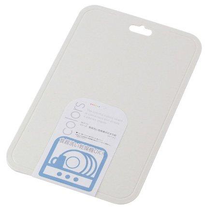 パール金属 Colors 食器洗い乾燥機対応まな板 中 ホワイト C344
