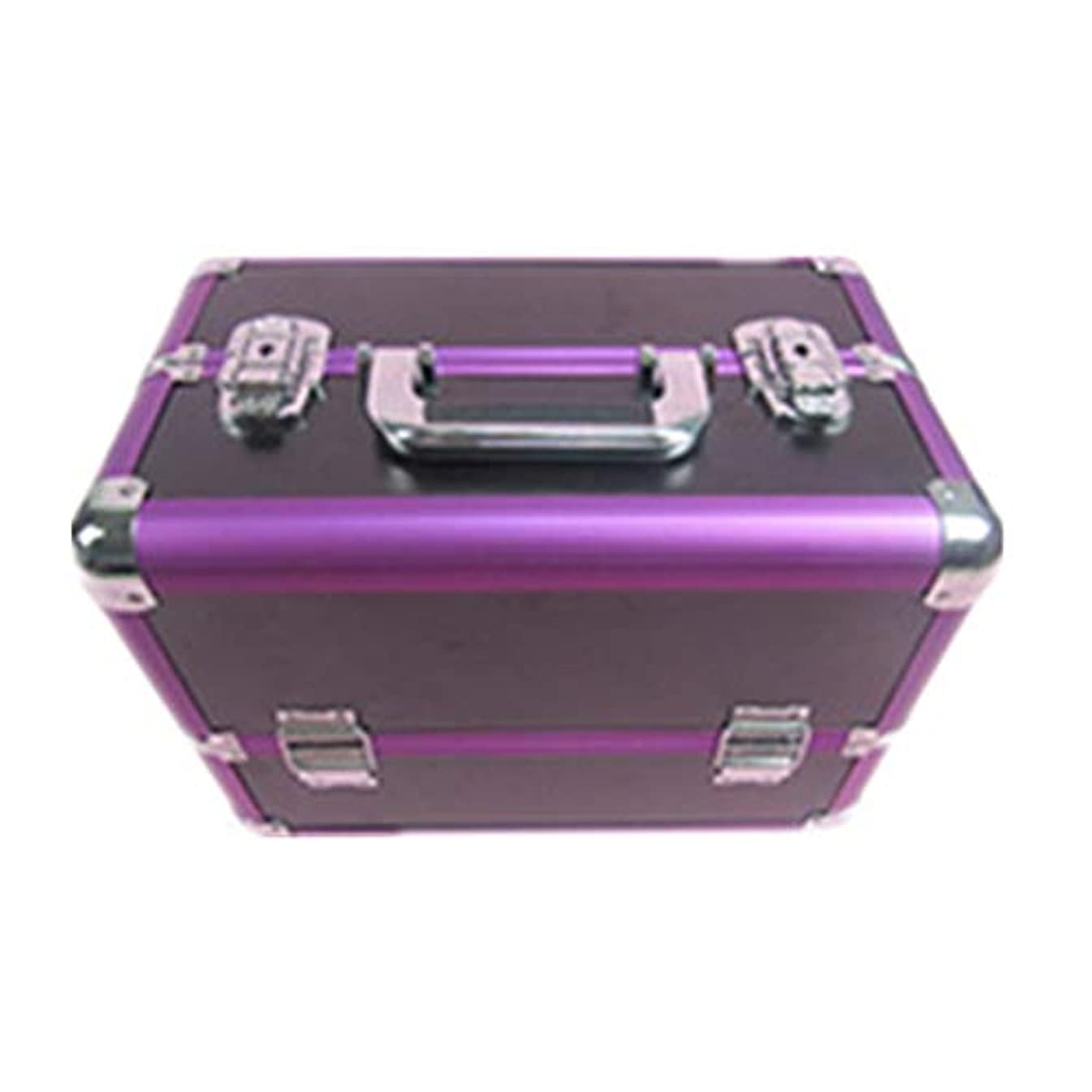 居住者素朴な心から化粧オーガナイザーバッグ 大容量ポータブル化粧ケース(トラベルアクセサリー用)シャンプーボディウォッシュパーソナルアイテム収納トレイ(エクステンショントレイ付) 化粧品ケース