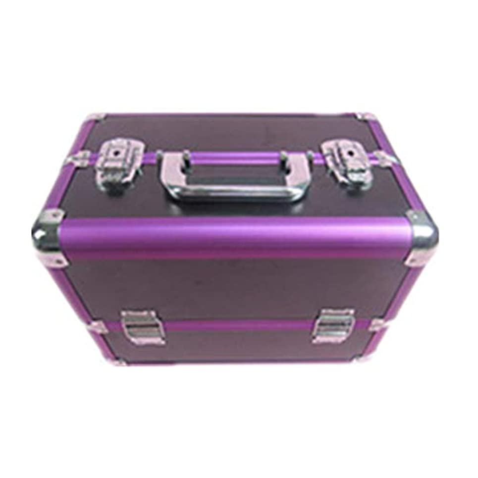 伝導馬鹿大理石化粧オーガナイザーバッグ 大容量ポータブル化粧ケース(トラベルアクセサリー用)シャンプーボディウォッシュパーソナルアイテム収納トレイ(エクステンショントレイ付) 化粧品ケース