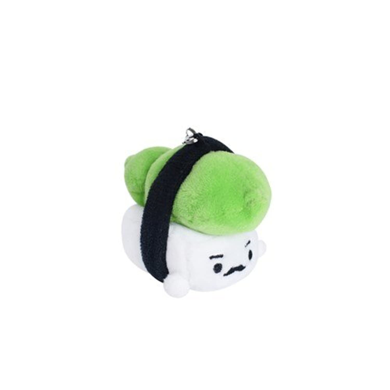 Phone Ring Toy - CHOBA 3 PEA SUSHI 6cm
