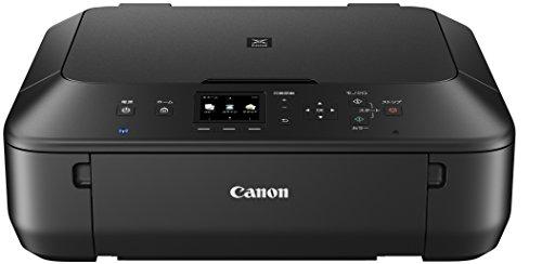 Canon キヤノンインクジェット複合機 PIXUSMG5630BK ブラック