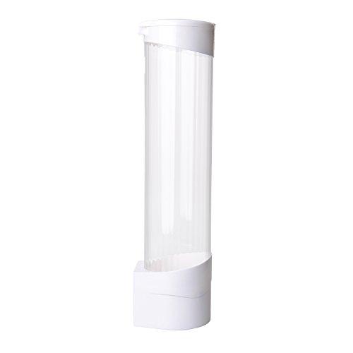 Yocuby カップ ディスペンサー 口径7.5-9cm用 紙コップホルダー カップスタンド コップ カップ ホルダー 収納 壁掛けタイプ ホーム オフィス 公共施設など適用