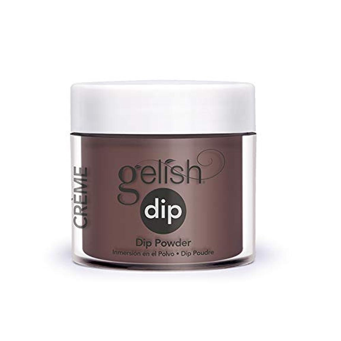 静けさテントリラックスしたHarmony Gelish - Acrylic Dip Powder - Pumps or Cowboy Boots? - 23g / 0.8oz