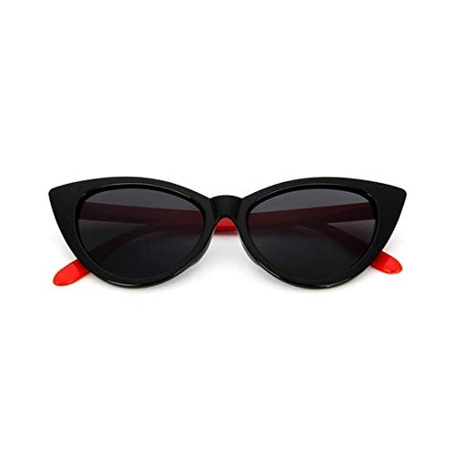 不可能な半導体バンSwiftgood ヴィンテージキャットアイ女性サングラスPCフレーム樹脂レンズUV400アイウェアメガネ
