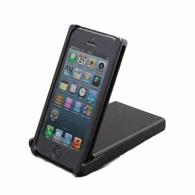 【iPhone 5 ケース】iPhone Trick Cover 【ブラック】