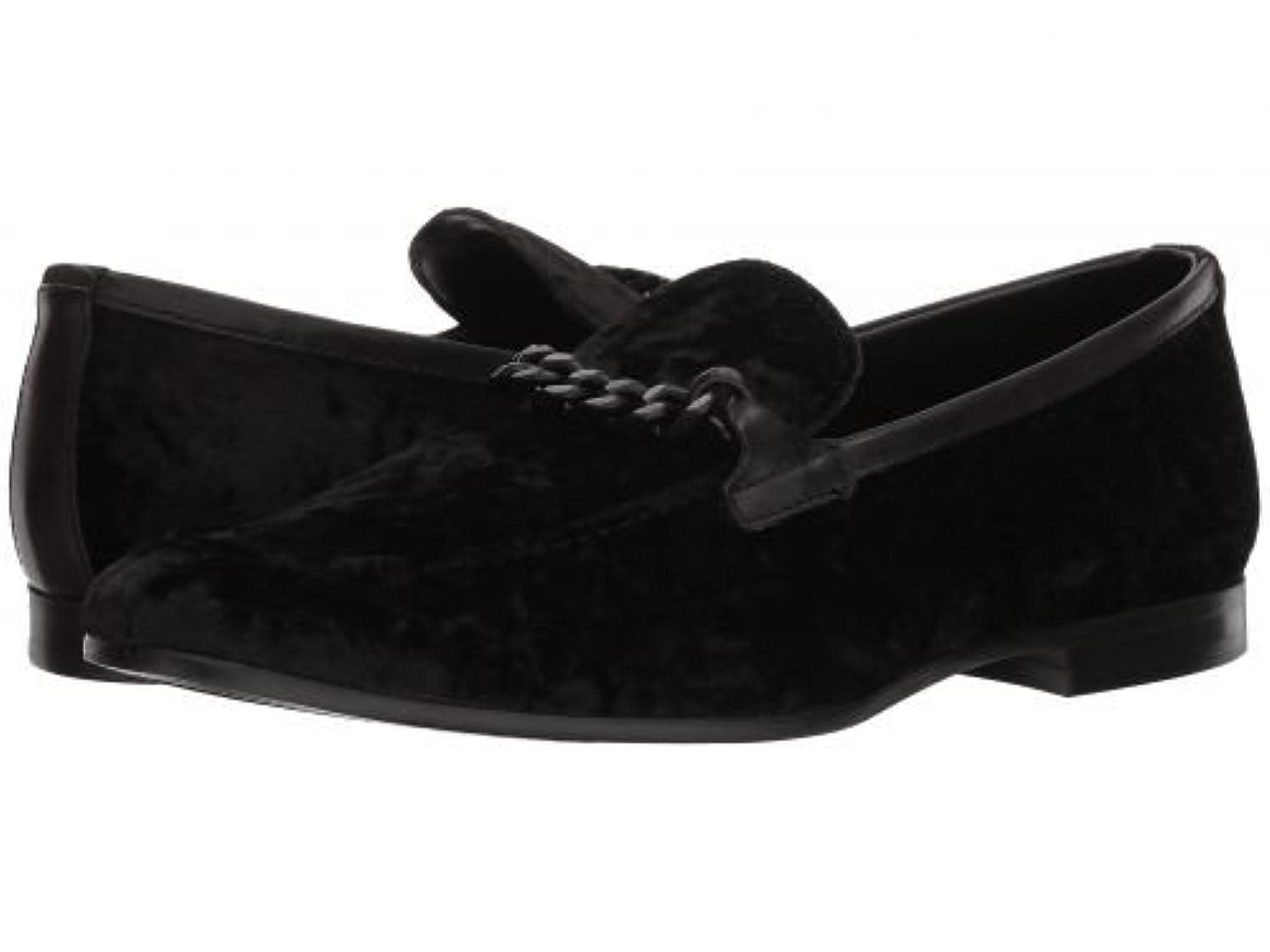 夢中同様の肉腫Aldo(アルド) メンズ 男性用 シューズ 靴 ローファー Royton - Black Velvet [並行輸入品]