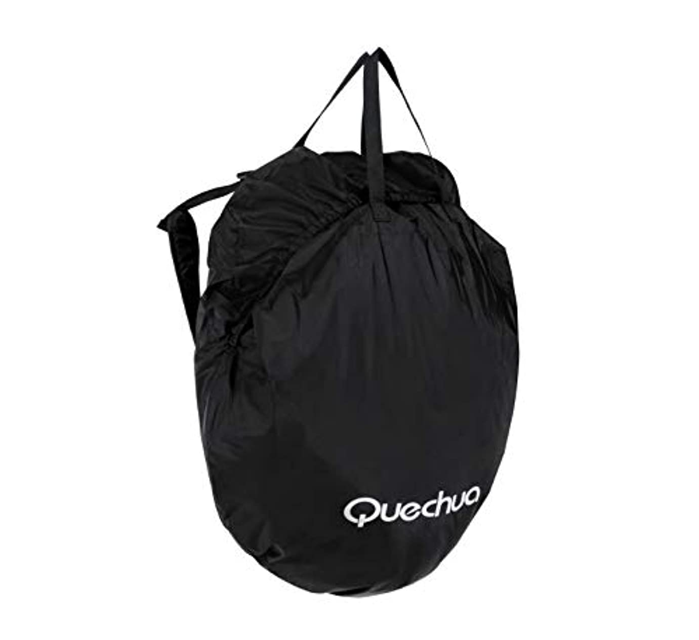閉じるシエスタ会計士Quechua テント用キャリーバッグ セカンドブラック