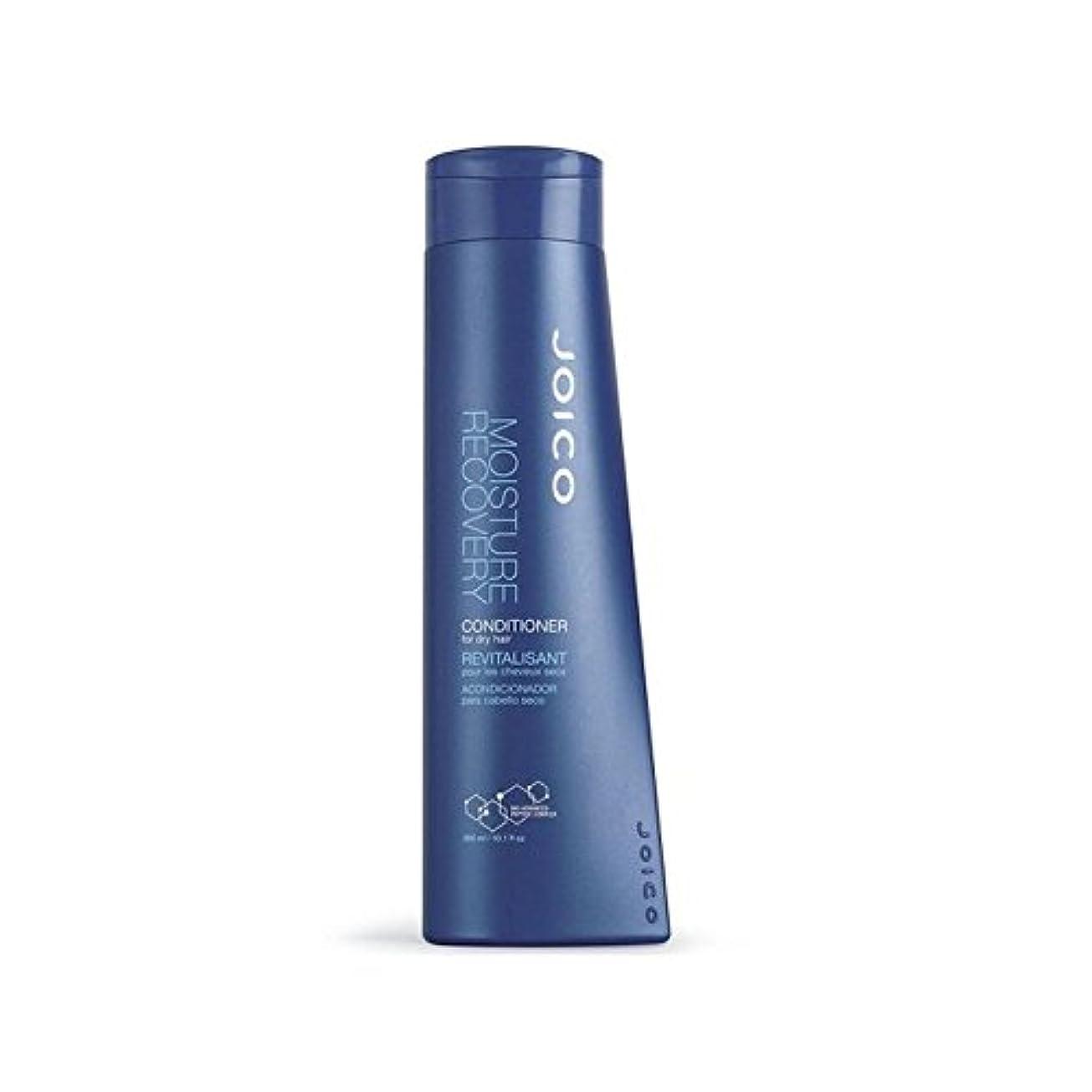 エントリ拘束する呼び出すJoico Moisture Recovery Conditioner 300ml (Pack of 6) - ジョイコ水分回復コンディショナー300ミリリットル x6 [並行輸入品]