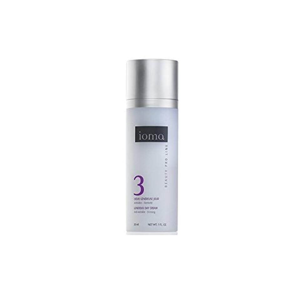 Ioma Generous Day Cream 30ml - 寛大なデイクリーム30 [並行輸入品]