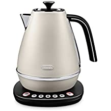 DeLonghi Distinta Digital Kettle - KBI 2011W - White