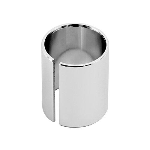 DOPPELGANGER アヘッドコラムシム [コラムサイズ内径:1インチ(25.4mm)外径:1-1/8インチ(28.6mm)] 長さ:35mm 軽量アルミニウム合金 約15g DSS167-SL