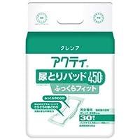 日本製紙クレシア アクティ尿とりパッド450ふっくら30枚 6P