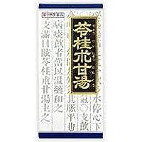 【第2類医薬品】「クラシエ」漢方苓桂朮甘湯エキス顆粒 45包 ×2