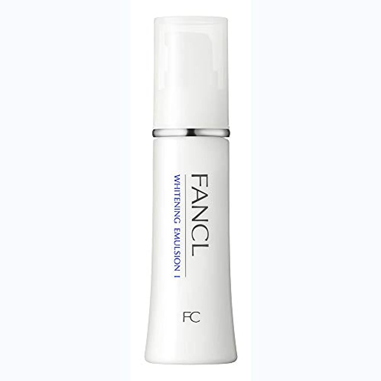 侵入するに向かってきらめきファンケル(FANCL) 新ホワイトニング 乳液 I さっぱり 1本 30mL<医薬部外品>