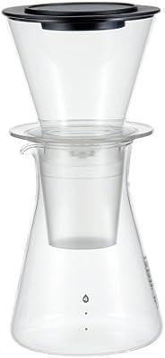 iwaki(イワキ) 耐熱ガラス ウォータードリップ コーヒーサーバー 440ml K8644-CL